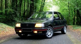 1987 Peugeot 309