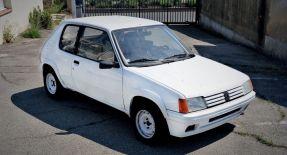 1988 Peugeot 205 Rallye