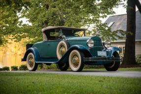 1929 Chrysler Model 75