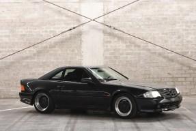 1991 Mercedes-Benz 500 SL 6.0 AMG