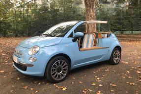 2015 Fiat 500 Jollycar