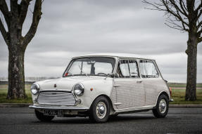 1968 Authi Mini Cooper