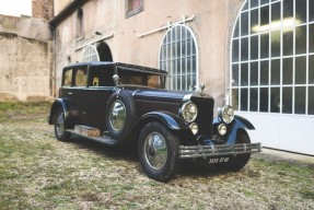 1929 Hispano-Suiza H6