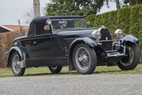 1929 Bugatti Type 44