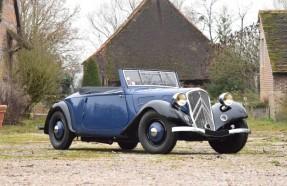 1934 Citroën 7C