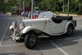 1933/1934 Singer 1½-Litre