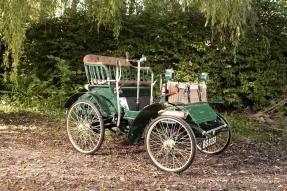 1899 Peugeot Type 26