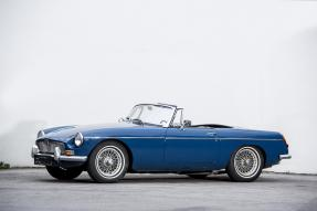 1969 MG MGB Roadster