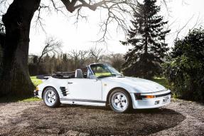 1989 Porsche 911 Turbo Slant Nose Cabriolet