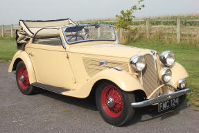 1937 Frazer Nash BMW 319/2