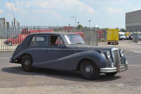 1955 Daimler Empress
