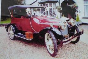 1919 Buick Model H-45