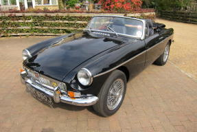 1971/2010 MG MGB Roadster