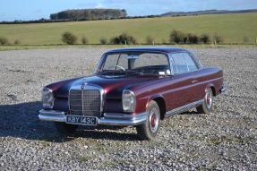 1965 Mercedes-Benz 220 SEb Coupe