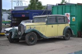 1925 Rolls-Royce 20/25