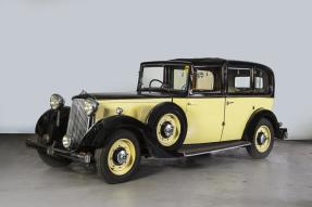 1936 Armstrong Siddeley 20/25hp