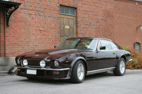 1984 Aston Martin V8
