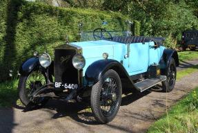 1927 Diatto Tipo 20A