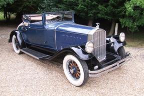 1929 Pierce-Arrow Model B