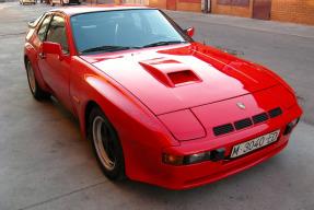 1980 Porsche 924 Carrera GT