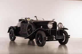 1928 Vauxhall 20/60