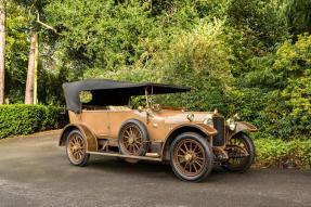 1919 Sunbeam 16hp