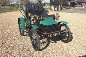 1905 Wolseley 5hp