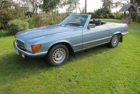1978 Mercedes-Benz 350 SL