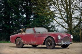 1958 Aston Martin DB Mark III Drophead Coupe