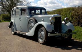 1935 Daimler Fifteen