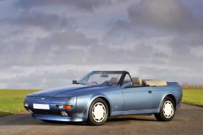 1989 Aston Martin V8 Vantage Zagato Volante