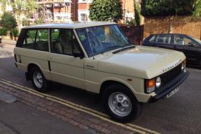1980 Land Rover Range Rover