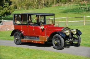 1914 Rolls-Royce 40/50hp