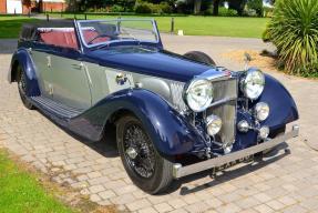 1934 Alvis 4.3 Litre