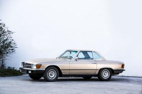 1971 Mercedes-Benz 350 SL