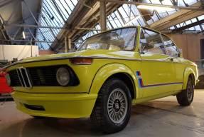 1971 BMW 2002 tii