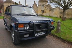1986 Land Rover Range Rover
