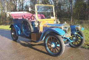 1910 Talbot 6AS