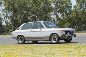 1972 BMW 2002 tii touring