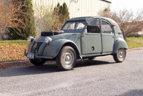 1962 Citroën 2CV Sahara