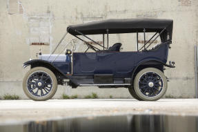 1912 Cadillac Torpedo