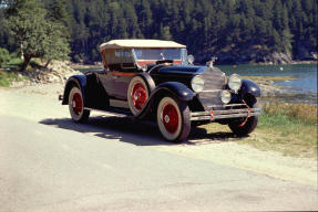 1929 Packard Custom Eight