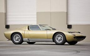 1970 Lamborghini Miura S