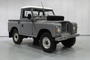 1984 Land Rover Series III