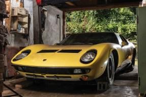 1969 Lamborghini Miura
