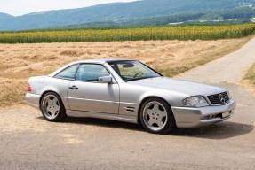 1997 Mercedes-Benz SL60 AMG