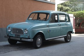 1963 Renault 4