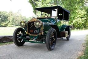 1913 De Dion-Bouton Type DY