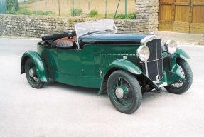 1931 Rover Nizam
