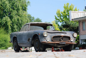 1961 Maserati 3500